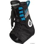 SixSixOne Racebrace Pro Protective Ankle Support: Black; LG