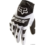 Fox Racing Dirtpaw Race Glove: White - XL