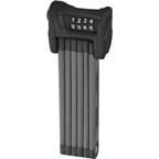 ABUS Bordo Combo Foldable Lock: Black; 90mm