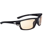 Optic Nerve Pipeline Photomatic Sunglasses: Matte Black