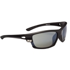 Optic Nerve Pipeline Performance IC Deuce Sunglasses: Matte Black