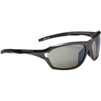 Optic Nerve Rhyolite Performance IC Deuce Sunglasses: Shiny Carbon