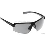 Native Lynx Sunglasses: Asphalt with Gray Polarized Lens