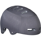 Lazer Armor Deluxe Helmet: Light Gray Fabric