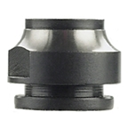 Wheels Manufacturing CN-R103 Ultegra 6500 Right, Rear Cone: 13.5 x 17.0mm