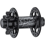 American Classic Front Disc 15mm Thru Axle Hub 32h Black