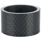 "20mm 1-1/8"" Carbon Headset Spacer each"
