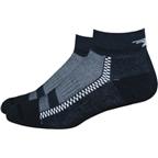 DeFeet Cloud 9 Low Sock: Black