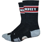 DeFeet Woolie Boolie All Mountain Sock: Red