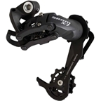 SRAM X.7 10sp Long Cage Rear Derailleur Gray with Aluminum Pulley Cage