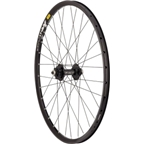 "Quality Wheels Trail Series 5.1 Rear Wheel 26"" Surly 6bolt / Mavic XM719d / DT Competition All Black"
