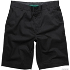 Fox Racing Essex Short: Black Pinstripe