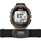 Timex Ironman Run Trainer Wrist-Worn Heart Rate and GPS Unit: Black/Orange