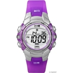 Timex 1440 Sports Watch: Mid-sized; Purple