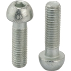 Thomson Stem Bolts 3mm  Silver (2)