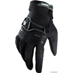 Fox Racing Women's Digit Glove: Black - 2013 - Medium