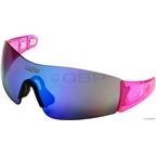 Lazer Magneto M1 Sunglasses: Crystal Pink; Interchangeable Lens