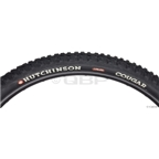 "Hutchinson Cougar 29 x 2.2"" Tire Tubeless Light Black"