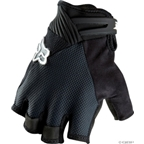 Fox Racing Women's Reflex Gel Short Finger Glove: Black