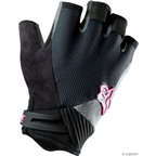 Fox Racing Women's Reflex Gel Short Finger Glove: Pink