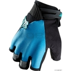 Fox Racing Women's Reflex Gel Short Finger Glove: Teal