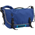Timbuk2 D-Lux Messenger Bag: Blue/Pacific; MD