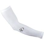 Pearl Izumi Sun Sleeve Covers: White