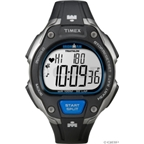 Timex Ironman Road Trainer Heart Rate Monitor: Black/Blue