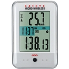 CatEye Micro Wireless Cycling Computer CC-MC200W: White