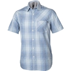 Fox Racing Arvin Short Sleeve Woven Shirt: Blue