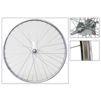 Wheel Master 26x1.75 Rear Wheel Chrome 36h Coaster Brake 110mm