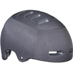 Lazer Armor Deluxe Helmet: Light Gray Fabric; MD