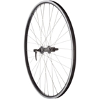 Quality Wheels Value Series 2 Road  Shimano 2400 / Ryder 700c Rear Wheel