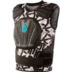 SixSixOne Core Saver Protective Suit: Black/White