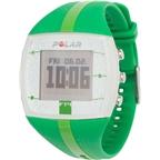 Polar FT4 Heart Rate Monitor: Women's Green