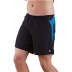 Pearl Izumi Fly Long Short: Black/Blue