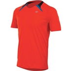 Pearl Izumi Fly Short Sleeve Top: Fiery Red
