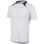 Pearl Izumi Fly Short Sleeve Top: White
