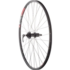 "Quality Wheels Mountain Disc Rear Wheel 29"" SRAM 406 6-bolt / WTB SpeedDisc Black"