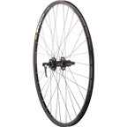 "Quality Wheels Mountain Disc Rear Wheel 29"" 32h XT M756 / Mavic TN719d / DT Competition All Black"