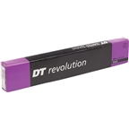 DT Swiss Revolution 2.0/1.5  268mm Black  Spokes Box of 72