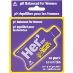 Paceline Her' Chamois Butt'r: 0.3 oz Packet Box of 10