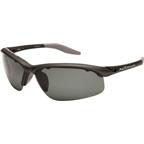 Native Hardtop XP Sunglasses: Charcoal with Gray Reflex Polarized Lens