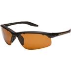 Native Hardtop XP Sunglasses: Asphalt with Brown Polarized Lens