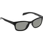 Native Highline Sunglasses: Asphalt with Gray Polarized Lens