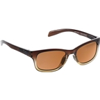 Native Highline Sunglasses: Stout Fade with Brown Polarized Lens