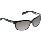 Native Roan Sunglasses: Iron with Gray Lens