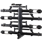 Kuat NV Hitch Rack Add-On: 2-Bike~ Black/Chrome