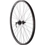 "Quality Wheels Mountain Disc Front Wheel 26"" SRAM 406 6-bolt / WTB FX23 Black"