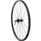 "Quality Wheels Mountain Disc Front Wheel 29"" SRAM 406 6-bolt / WTB FX23 Black"